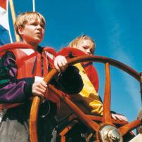 kinderen-stuurrad