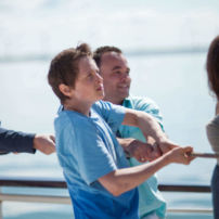 Family sailing trips with your children for single or single parents