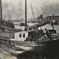 Daniel-Jacoba-op-de-Waal-Nijmegen-jaren-20
