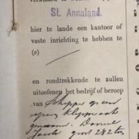 1912a-verklaring-P-Theunisse-1-mei-1912